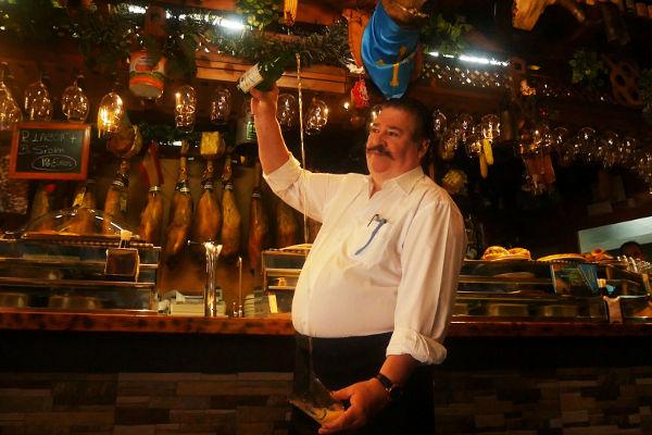 Imagen Don Nicolás Parrondo Restaurante Asturiano Casa Parrondo