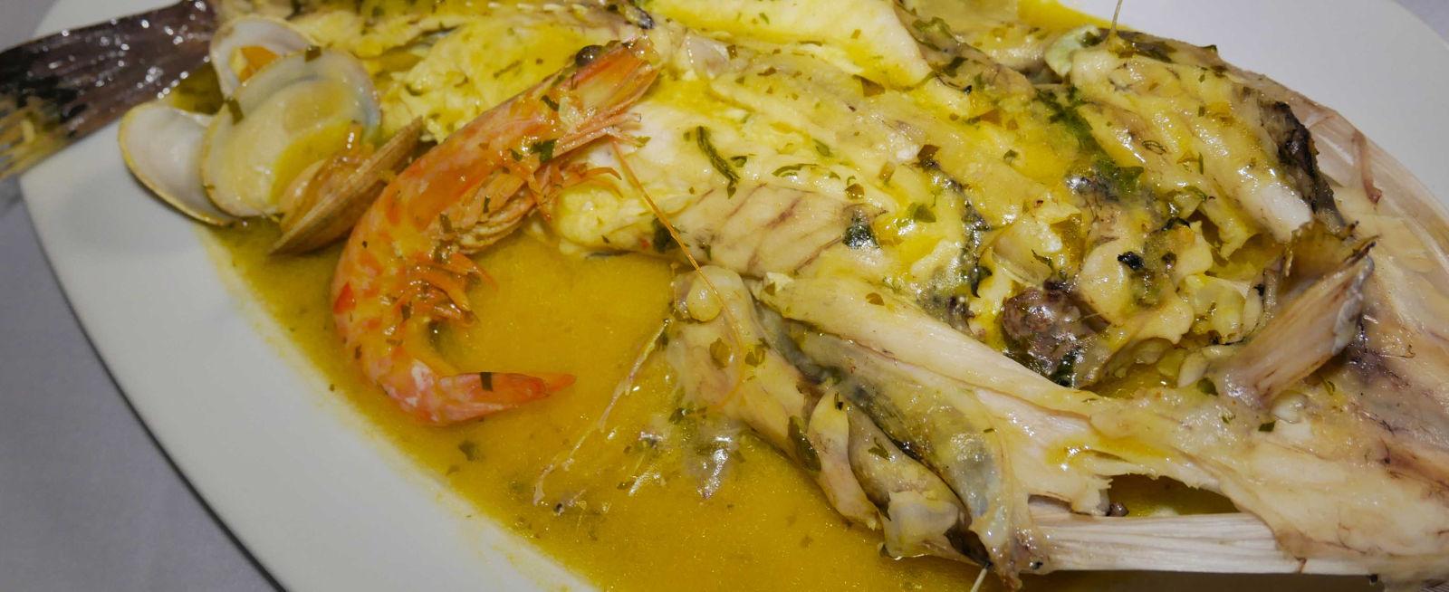 Pixin marinero Restaurante Casa Parrondo